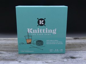 Spielbox von Knitting the Card Game